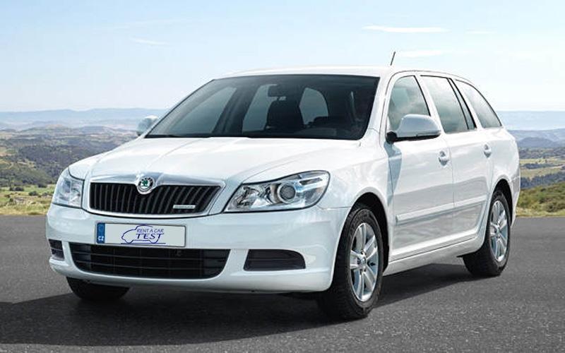 Škoda octavia 1.6 TDI Karavan