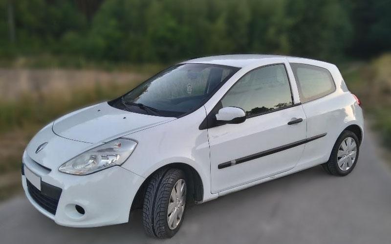 Renault Clio III 1.5 DCI  VAN - Teretni program