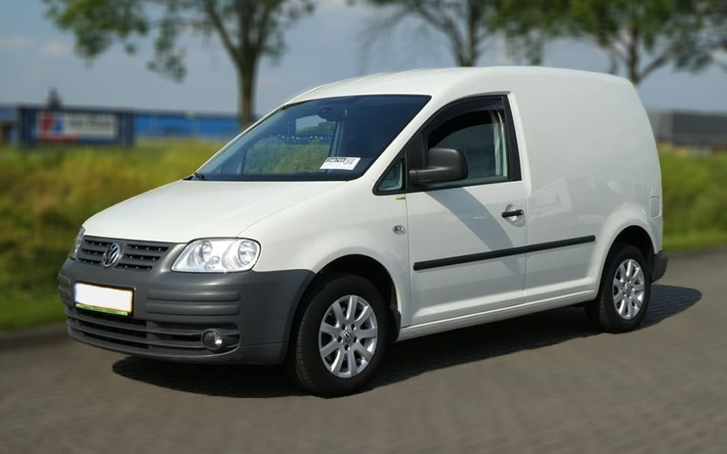 VW Caddy - Teretni program