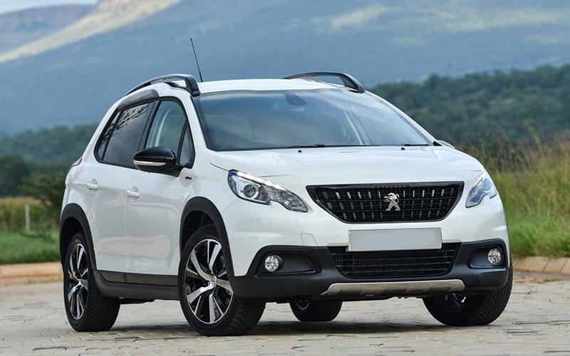 Peugeot 2008 1.6 dizel automatik
